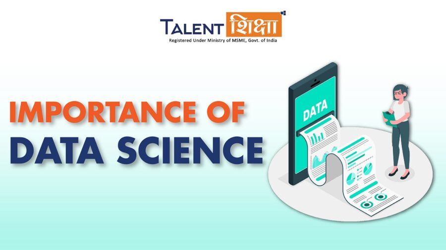 Importance of Data Science
