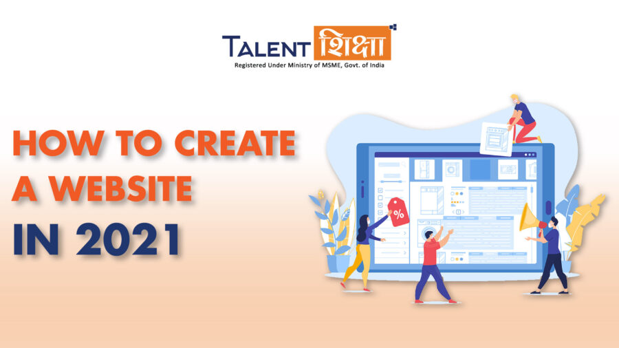 How to Create a Website in 2021